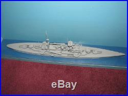US Navy GERMAN Comet Miniature 8 Recognition ship models 1/500 Scale Vintage
