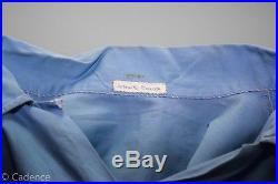 US WW2 Named Women's USN Navy WAVES Uniform Shirt. Chambray Style. Rare! A30
