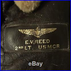 USMC pilot grouping Identified US Navy Ww2