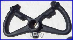 USN Grumman S2F-1 (TS-2A) Tracker Aircraft CoPilot Steering Wheel Yoke