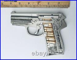 USN Navy Chief CPO Sig Gun Pistol Warfighter Challenge Coin No Police NYPD Seals