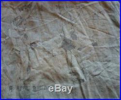 USN Navy Vintage Chambray Shirt 1940s WW2 WWII Sailor Ship Military Sea Seabie