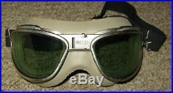 USN/USAAF Type AN6530 Flying Goggles, NIB, Hellcat Pilot Estate