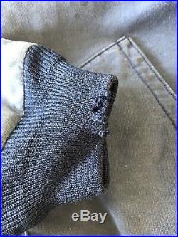 Us Navy Blue Deck Jacket