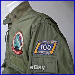 Usn Flight Jacket, G-8, J-wfs Mil-s-18342c(wep) Size L/r Made In Us 1962-1975