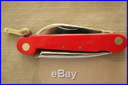 Usn Navy Uscg Msc Merchant Marine Bosun Sailor Marlin Spike Rope Rigging Knife A