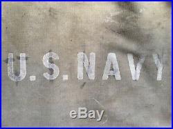 VTG 40s USN WW2 1st Pattern N1 Blue DECK JACKET D-Pocket RARE NXs14680 Flight