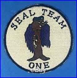Vietnam War, USN SEAL TEAM 1, 4 PP, Excellent Cond, Japanese Made