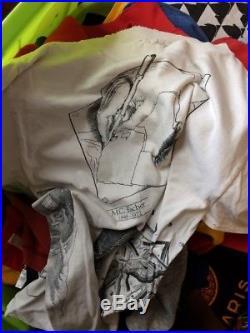 Vintage Mens Clothing Collection Denim Military USN Work Harley Surf T Shirt 50s