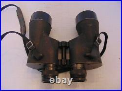 Vintage Sard Square D 7 X 50 Mark XLIV (44) US Navy WWII Era Binoculars