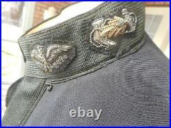 WW1 US Navy Medical Captain's Named Tunics + Cap
