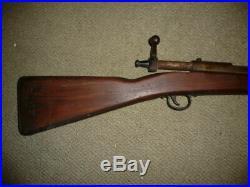 WW2 Dummy Training Rifle Mark 1 US Navy 1903 SPRINGFIELD Trainer Parris Dunn IA