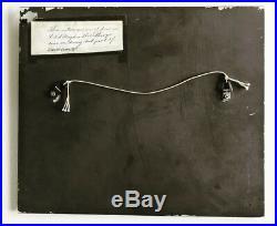 WW2 ORIGINAL Art Mapiro 376 Navy Sub Military Insignia Fish RARE Artist R. Young