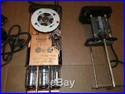 WW2 RBZ Radio Receiver D-Day, Navy, OSS, SOE, SAS