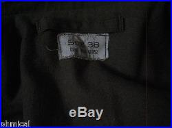 WW2 US NAVY N 4 FLIGHT JACKET WWII uniform USN united states USGI rare coat