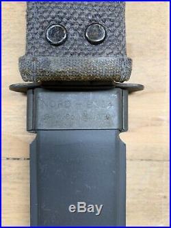 WW2 USN camillus mark 2 knife