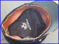 WWI Era US Shipping Board Era Uniform Cap CPO Device US Navy Chief Petty Officer