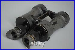 WWII German Zeiss BLC 8x60 Kriegsmarine U-boat Commander Binoculars Fernglas