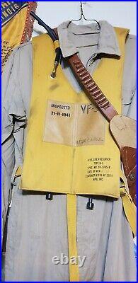 WWII Navy summer Flight Suit