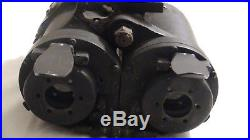 WWII U. S. Navy Bausch & Lomb Mark 91-1 Submarine Binoculars withWooden Case MK91