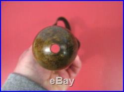WWII US Navy USN Deep Sea Dive Knife & Scabbard withBelt Marked DESCO XLNT