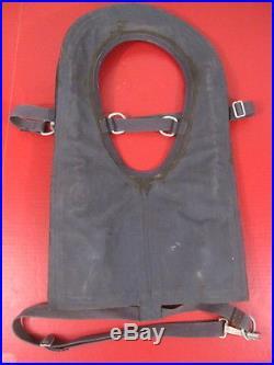WWII US Navy USN/USMC Pilot's Mae West Inflatable Life Preserver Vest Dated 1945
