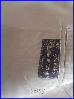 WWII US Navy Uniform Midway Pilot Bullion Wings with Cap