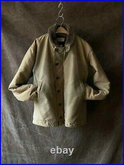 WWII USN N-1 Deck Jacket