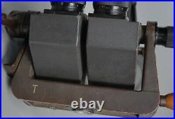 WWII WW2 German 10x80 Kriegsmarine Naval Binoculars EUG Fernglas not U-Boat