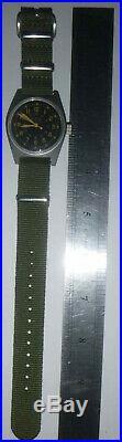 Wrist Watch US NAVY United States NAVY SEALS USN Vietnam War 404