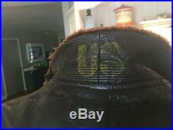 Ww11 U. S. Navy Flight Jacket Off Of The Uss Massachusetts Bb 59. Please Read In
